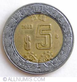 Image #1 of 5 Pesos 2003
