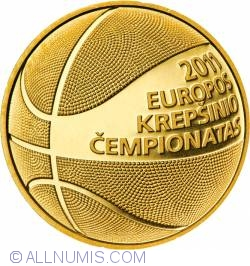 50 Litu 2011 - European Basketball Championship