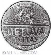 1 Litas 2011 - European Basketball Championship