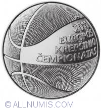 Image #2 of 1 Litas 2011 - European Basketball Championship