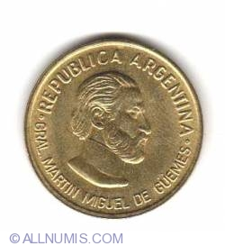 Image #1 of 50 Centavos 2000 - 180 years Anniversary of General Guemes