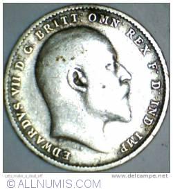 Image #2 of Threepence 1908