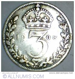 Image #1 of Threepence 1908