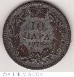 Imaginea #1 a 10 Para 1879