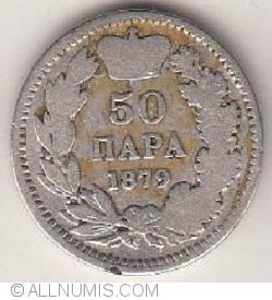 Imaginea #1 a 50 Para (ПАРА) 1879
