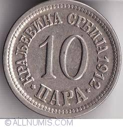 Imaginea #1 a 10 Para 1912