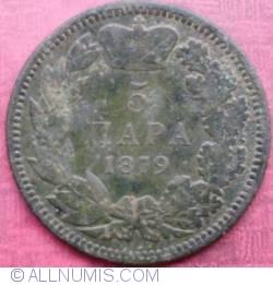 Imaginea #1 a 5 Para 1879