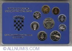 Image #2 of Croatian Mint Set 1994-1996