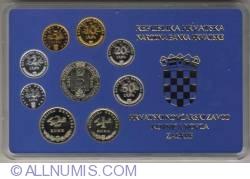 Image #1 of Croatian Mint Set 1994-1996