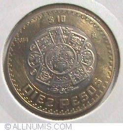 Image #1 of 10 Pesos 2014