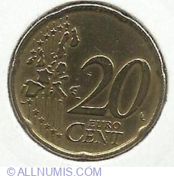 20 Euro Cent 2006