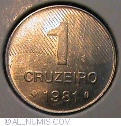 Image #1 of 1 Cruzeiro 1981