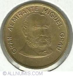 Image #2 of 50 centimos 1985