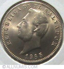 Imaginea #2 a 10 Centavos 1985
