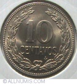 Imaginea #1 a 10 Centavos 1985