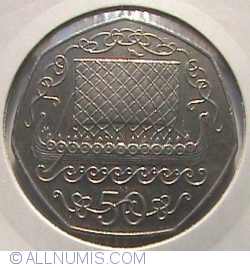 Image #2 of 50 Pence 1980 AA