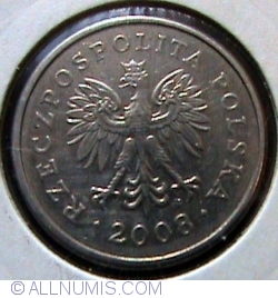 Imaginea #2 a 1 Zloty 2008