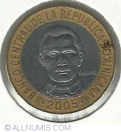 5 Pesos 2005