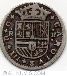 Image #1 of 2 Reales 1711