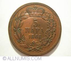 Imaginea #2 a 5 Para 1868