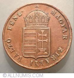 Image #2 of 1 Krajczar 1848
