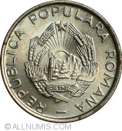Imaginea #2 a 25 Bani 1953