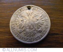 20 Kreutzer 1852 - A
