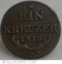 1 Kreuzer 1816 A
