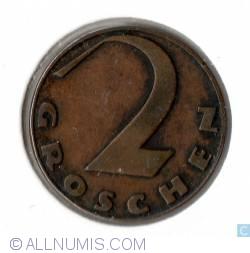 Image #2 of 2 Groschen 1930