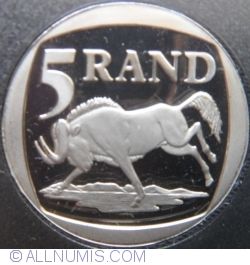 Image #2 of 5 Rand 2001
