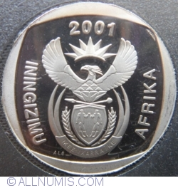Image #1 of 5 Rand 2001