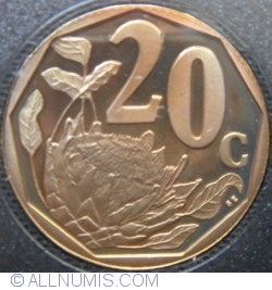 Image #1 of 20 Cents 2001