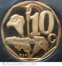 Image #2 of 10 Cents 2001