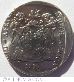 Coins catalog - List of coins for Errors, South Africa