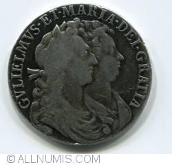 Imaginea #1 a Half Crown 1689