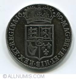 Imaginea #2 a Half Crown 1689