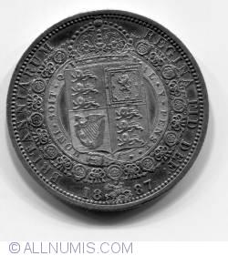 Half Crown 1887