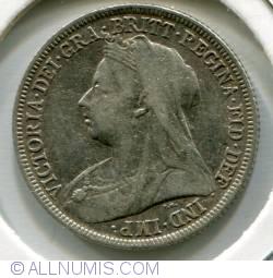 Shilling 1898