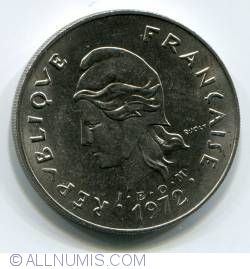 Image #1 of 50 Francs 1972