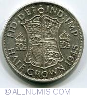 Half Crown 1945