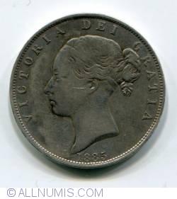 Half Crown 1885