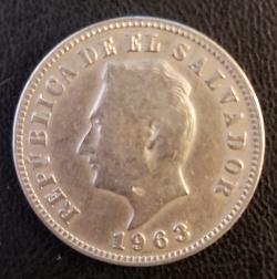 Imaginea #1 a 5 Centavos 1963