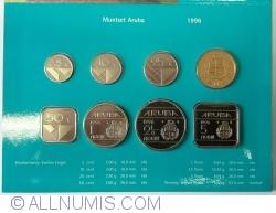 Mint Set MS13 - 1996 (KM# 1 - 6, 12)