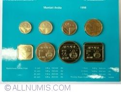 Mint Set MS15 - 1998 (KM# 1 - 6, 12)