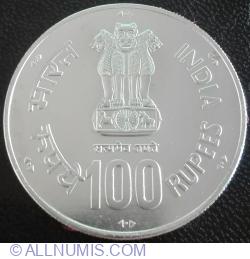 Imaginea #1 a 100 Rupees 1981 - FAO - World Food Day