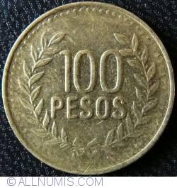 100 Pesos 2011