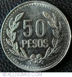 50 Pesos 2011