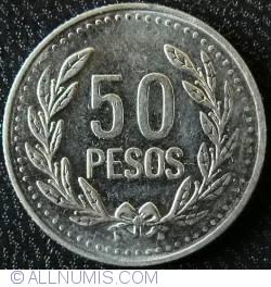 Imaginea #1 a 50 Pesos 2012