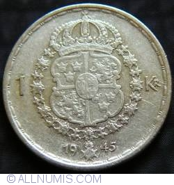 Image #1 of 1 Krona 1945