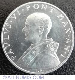 Image #2 of 10 Lire 1963 (AN I)